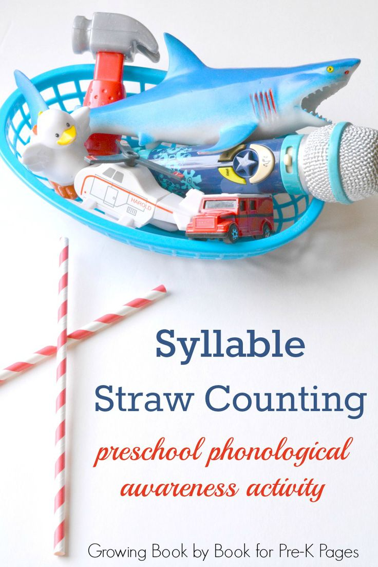 No-Prep Activities for Teaching Syllables
