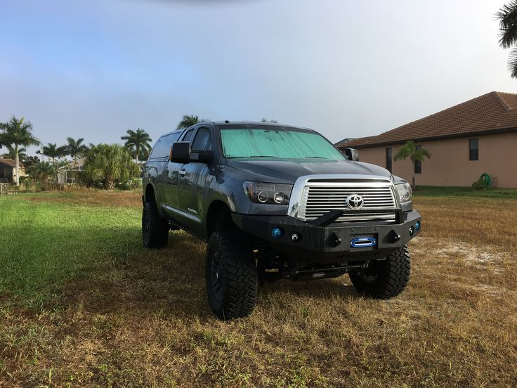 2010 Toyota Tundra Lifted