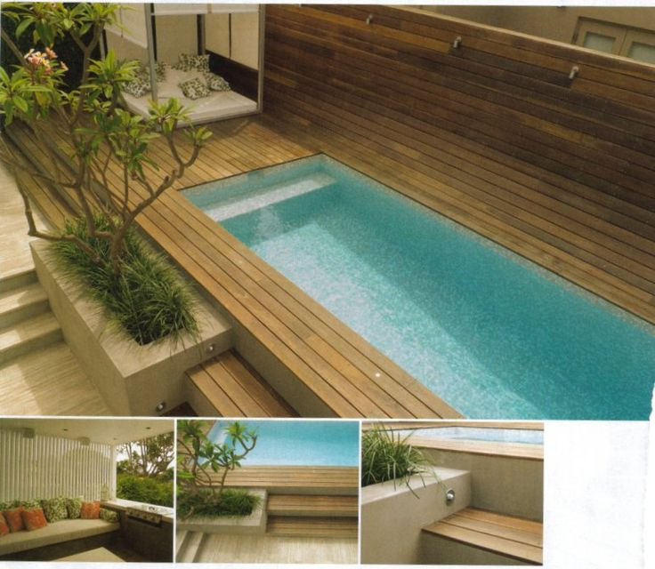 17 best ideas about lap pools on pinterest courtyard for Small lap pool designs
