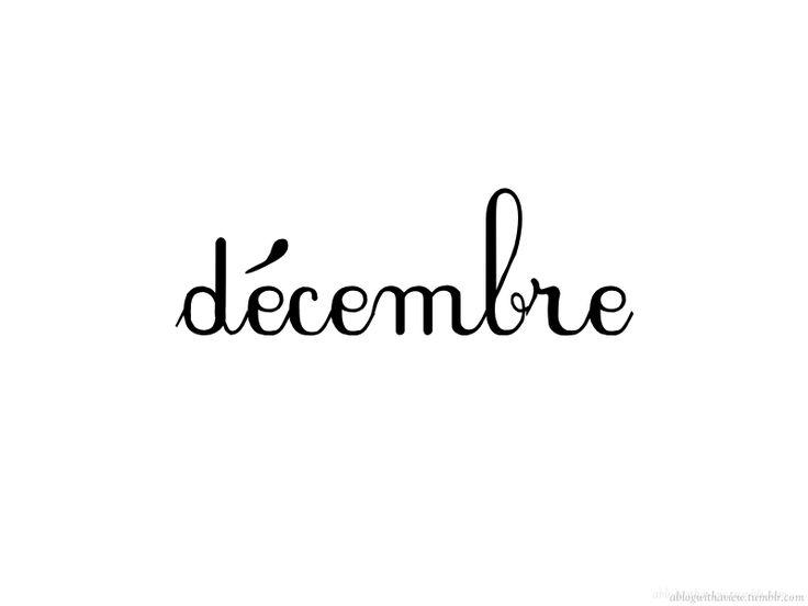 .December