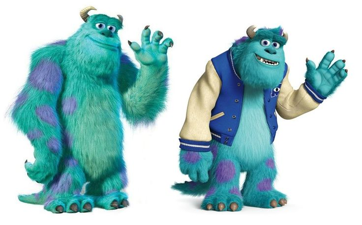 monster university soundtrack on itunes | ... Sully, And Randall From MONSTERS INC To MONSTERS U - News - GeekTyrant