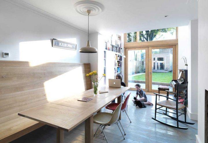 Pi di 25 fantastiche idee su sedie sala da pranzo su - Paul signac la sala da pranzo ...