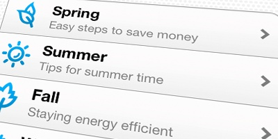 Checklists to keep your home happy, healthy and efficient.