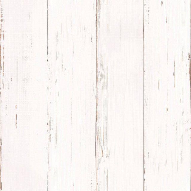 Vliestapete White Wood Tapeten Holztapete Tapete Holzoptik