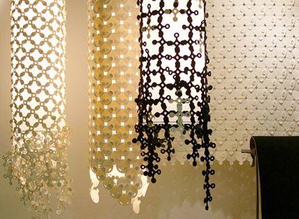 Cuma Cross Felt lamps