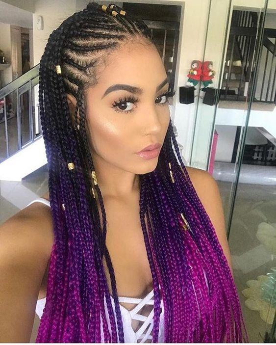 cornrows hairstyles 2019 braids