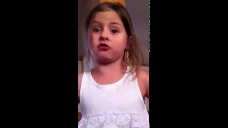 little girl s rant about