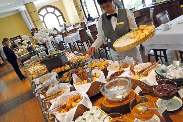 Grande Hotel Campos do Jordão: friozinho, mimos e comida boa