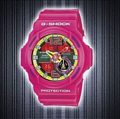 CASIO G-SHOCK GA-310-4AER