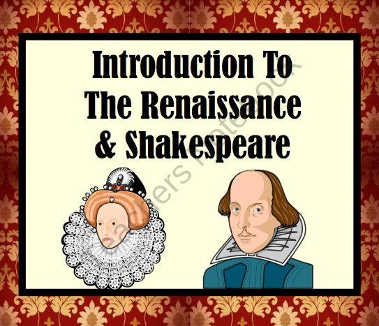an introduction and an analysis of the life of william shakespeare Free essay: the life of william shakespeare william shakespeare is one of the  most identifiable icons of england shakespeare was one of the greatest and.