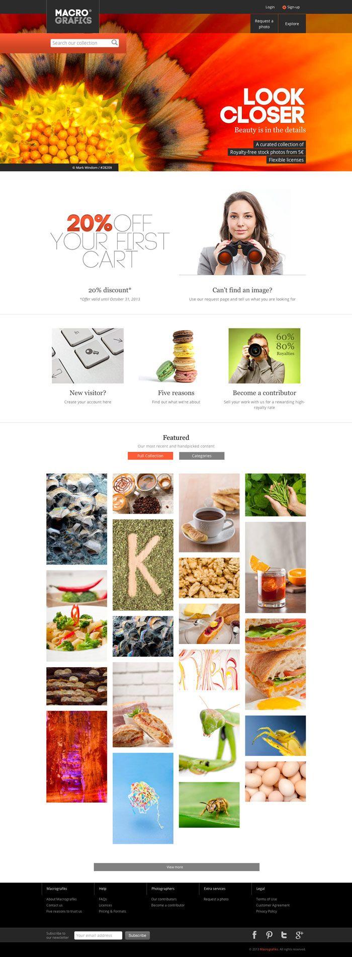 Macrografiks new home page www.macrografiks.com
