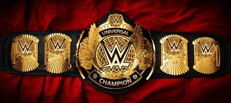 The New Wwe Universal Championship