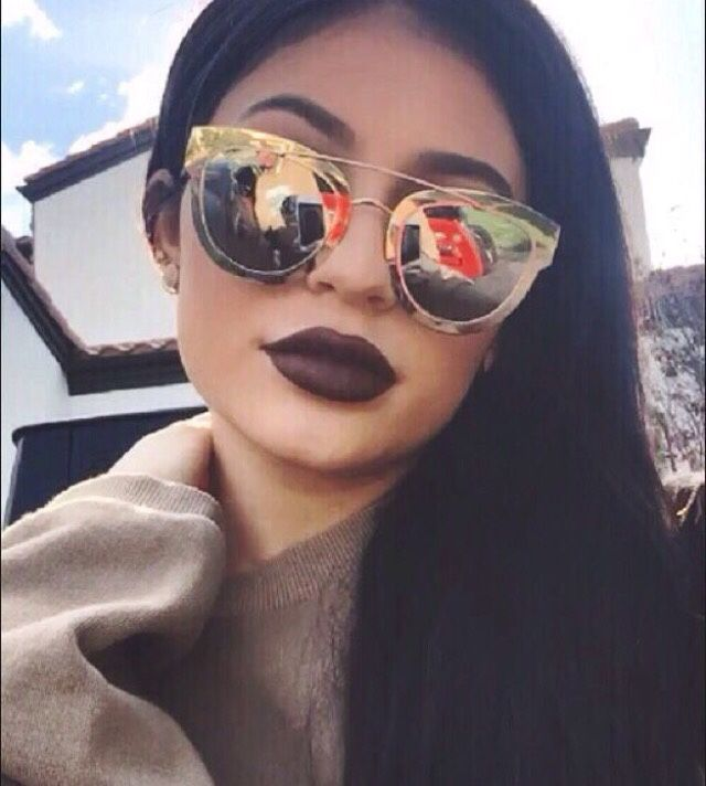 | Kylie Jenner | I think she's so pretty! Love her makeup
