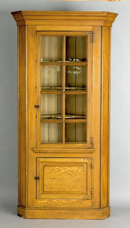 Lovely Corner Cabinet York Pa