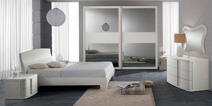Contemporary Italian Bed / Bedroom Prive by SPAR - $2,149.00