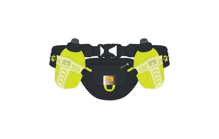 Nathan Trail Mix Hydration Running Belt https://www.runnersworld.com/running-gear/best-running-belts/slide/5