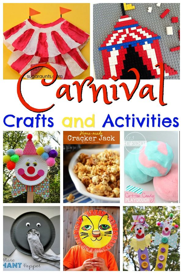 carnival themed craft ideas best 25 carnival theme crafts ideas on circus 3509