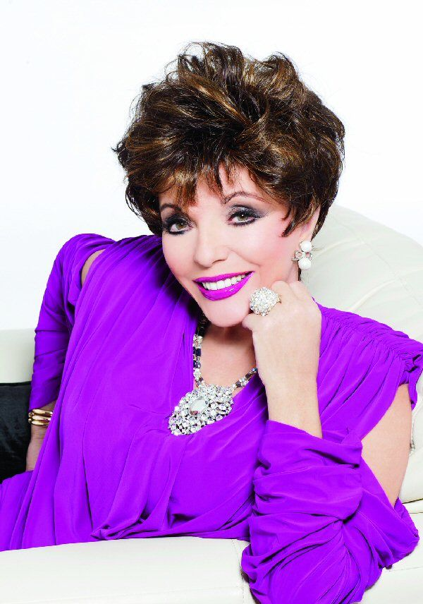 Pin By Karen Eggers On Dynasty Joan Collins Dame Joan