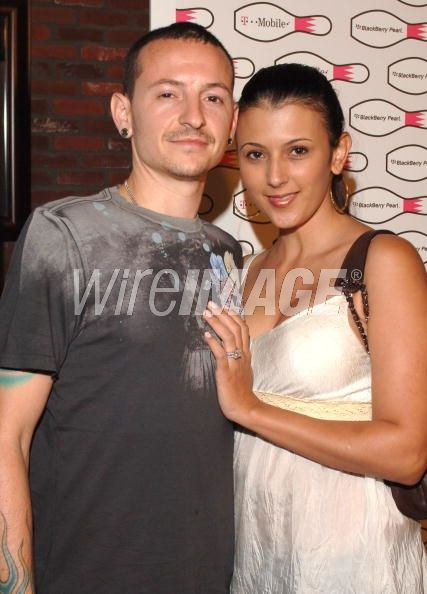 Chester Bennington And Wife Chester Bennington Of Linkin