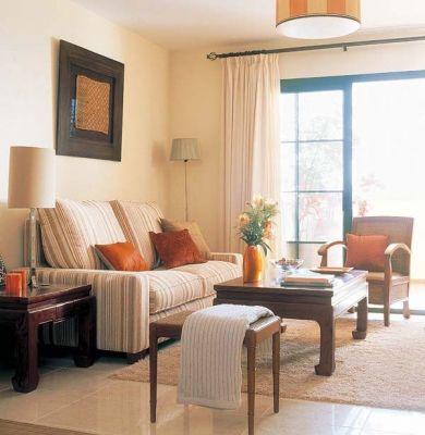 Уютные интерьеры гостиных в маленьких квартирах | РусРегионИнформ