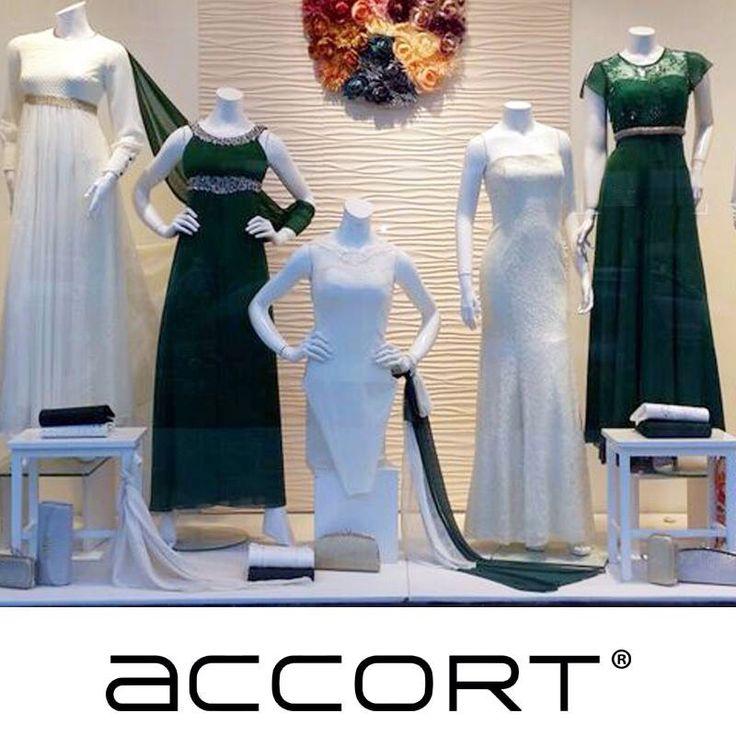 Sizleri Accort Mağazaları'nda yaz coşkusunu hissetmeye davet ediyoruz. #moda #stil #trend #fashion #abiye #yaz