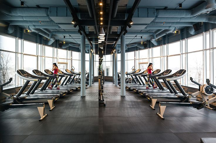 PALESTRA Fitness Club (full project) on Behance Spor