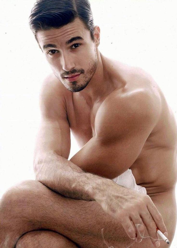 Lucas Gil - Yes Please & Thank you!!!: Hairy Men, Gorgeous Men, Lucas Gil, This Men, Male, Sexy Men, Guys, Smoke, Hot Men