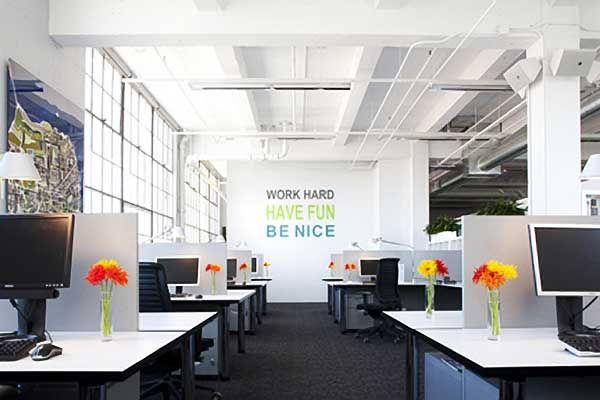 Media Gulch Office San Francisco - open office space