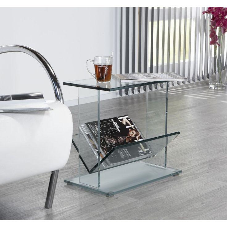 glazentafel.com | Glazen Bijzettafel Tampa op maat | 4600 Series Safety Glass | Glazen bijzettafel en tevens lectuurbak. De glazen bijzettafel kan tegen meerprijs op maat gemaakt worden. Let op dat maatwerk een langere levertijd met zich meebrengt. Heeft u advies nodig of heeft u specifieke wensen? Neem contact op met onze vestiging in Leiden. | Dikte: 12mm | Helder glas |