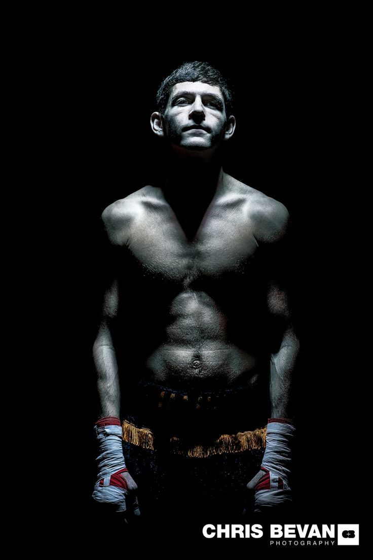 Studio Portrait of world champion Jamie McDonnell from Doncaster