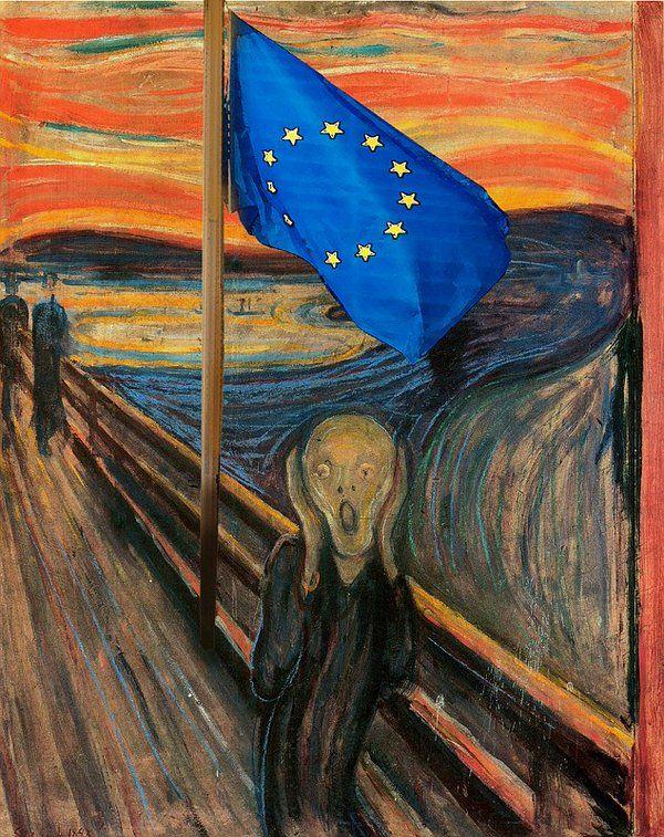 IS EU FALLING APART ?
