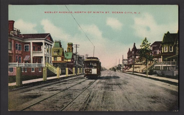 Wesley Avenue North of Ninth Street OCEAN CITY NEW JERSEY ...