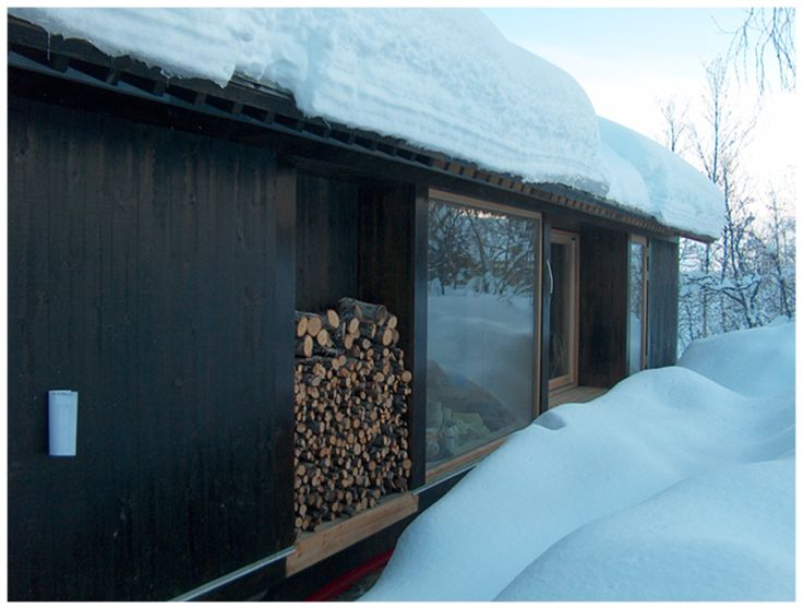 Weekend house  Knut Hjeltnes