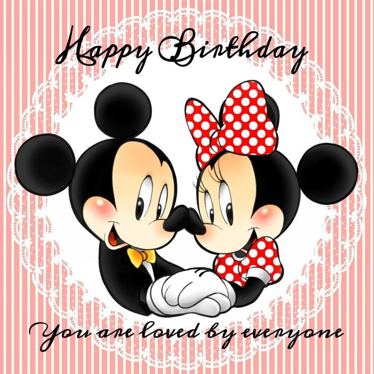 Happy Birthday Quotes Disney ~ Best mickey and minnie mouse images on pinterest backgrounds disney