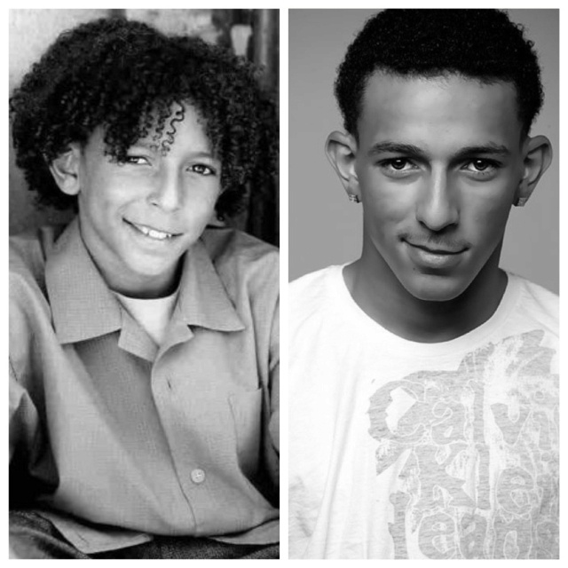 Holes Movie Quotes: What The?! Khleo Thomas. Then 2003 In Holes..... Now 2012