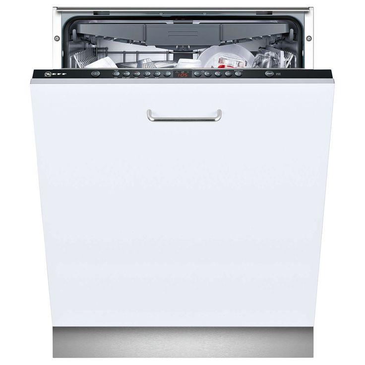 BuyNeff S513K60X0G Integrated Dishwasher Online at johnlewis.com