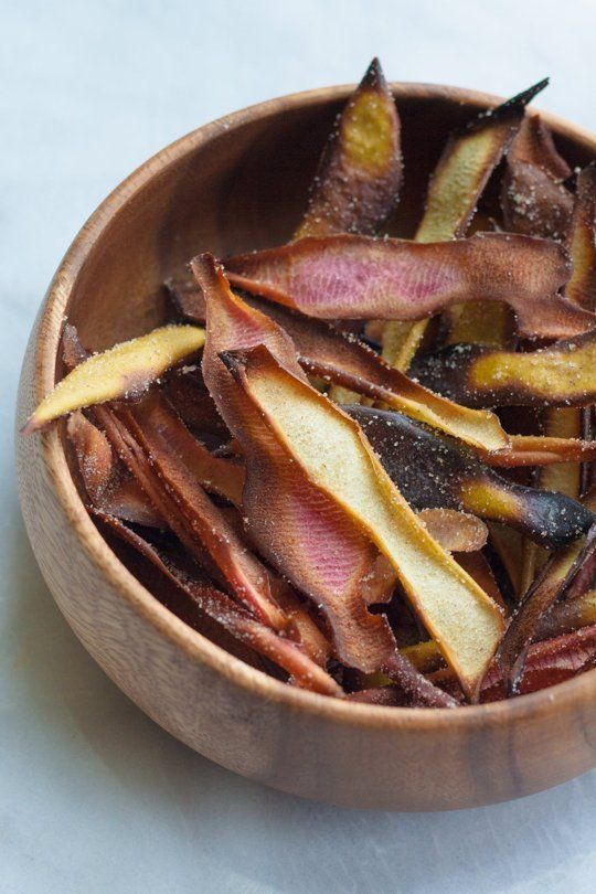 Did You Know You Can Turn Apple Peels into a Delicious Snack? — Tips from The Kitchn | The Kitchn