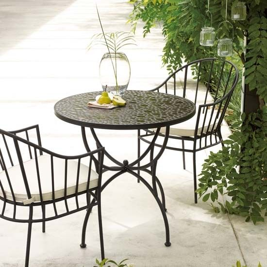 17 best images about hartman amalfi bistro set on pinterest table and chairs farnsworth house - Bistro sets for small spaces collection ...