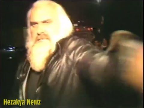 "1984 THROWBACK: Prince Bodyguard ""BIG CHICK"" ATTACKS Cleveland NEWS CAME..."