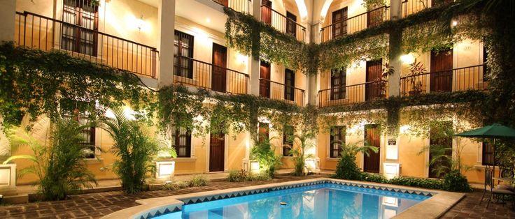 La Mision de Fray Diego - Hotel en Mérida Yucatán