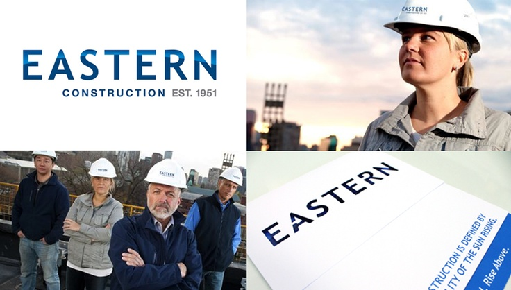 Eastern Construction came to KITESTRING to rebrand in order to keep pride in their tradition, but continue to compete with industry heavy weights. With reservations about how they would collectively face the new millennia, they approached KITESTRING to handle the rebranding project beginning with target audience and critical internal stakeholder research.