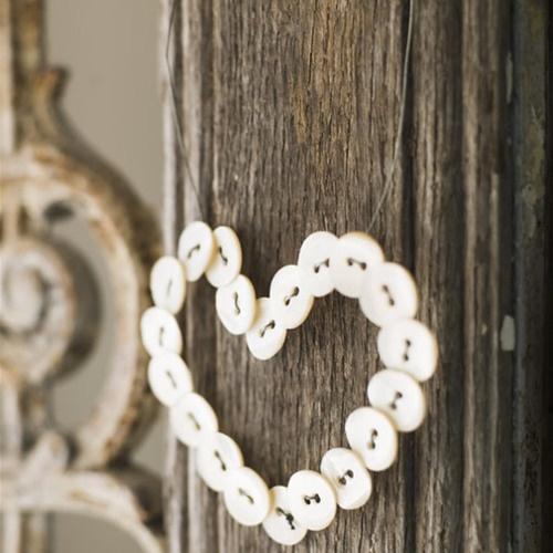 heart: Valentines, Buttons, Diy, Craft Ideas, Valentine S, Crafts