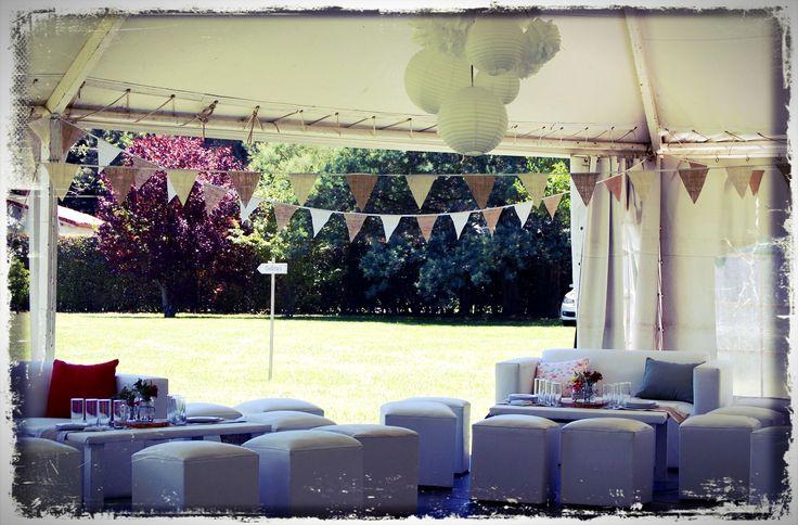 Decoracion de carpa para casamiento al aire libre. Latiendadecoideas@gmail.com