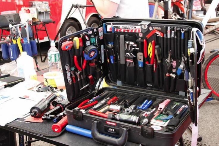 Pelican Case Tool Box