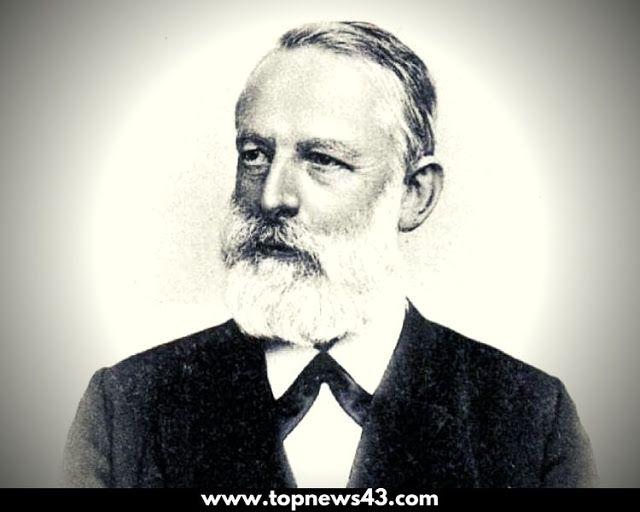 German Chemist From The Google Doodle Julius Lothar Meyer Google Doodles Julius Chemist