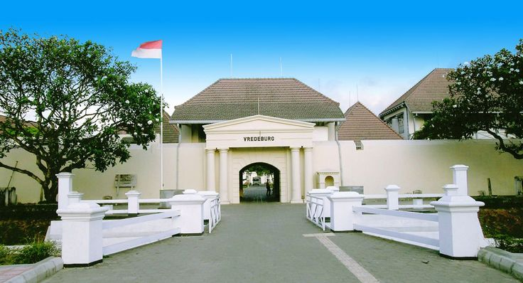 Fort Vredeburg Museum - Yogyakarta Places of Interest