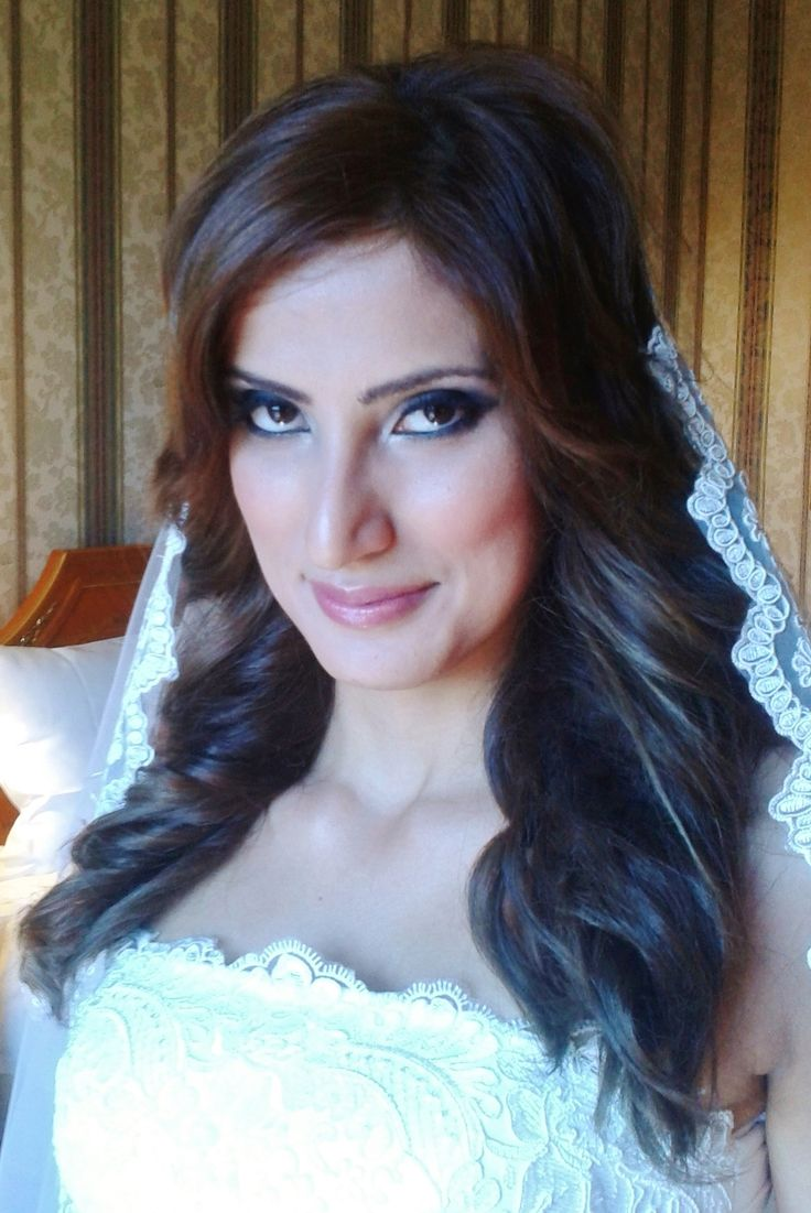Arabic makeup and hairstylist in Rome http://janitahelova.com/