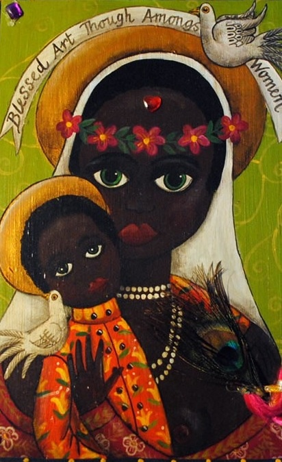 China Galland, Longing for Darkness: Tara and the Black Madonna