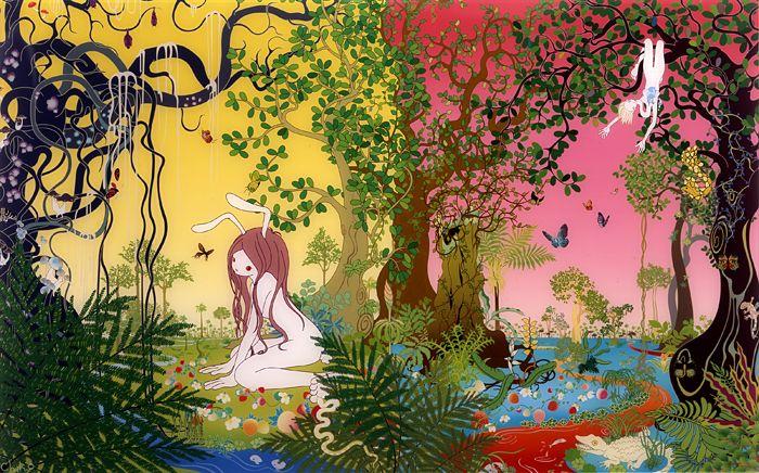 Chiho Aoshima's Eye Candy (10 Total) - My Modern Metropolis