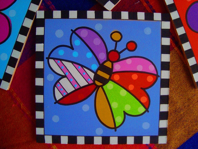 Mariposa Britto by rebeca maltos, via Flickr